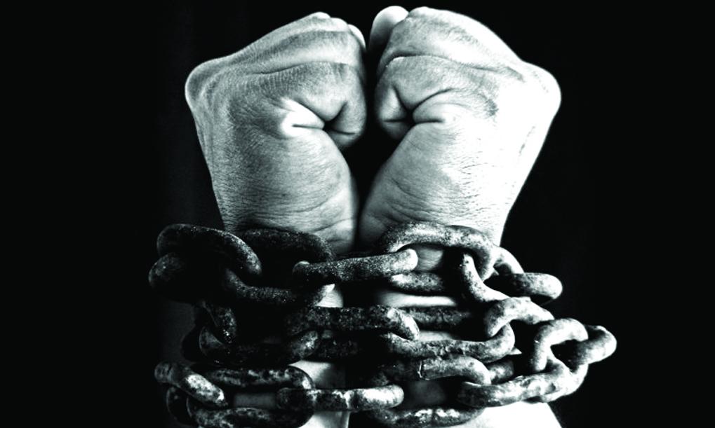 الله والعبودية في العهد القديم؟