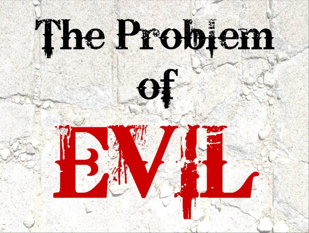 why god allows evil