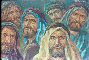 السؤال 98 (أخطاء) كم عدد بنو يعقوب إخوة يوسف وأهله حينما دخلوا إلى مصر؟