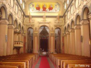 السؤال 83 (عقائد وعبادات) ما قصة الصور والتماثيل في الكنيسة؟