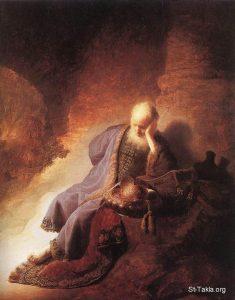 السؤال 80 أين في سفر إرميا؟ عماد حنا