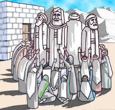 السؤال 47 هل الله يأمر الناس بعبادة الأصنام؟ عماد حنا