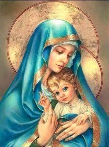 السؤال 32 (الأقانيم والتثليث) من الذي حبَّلَ مريم العذراء؟ وكم أقنوم؟