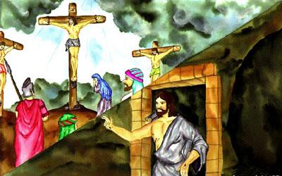هل تنبأ المسيح عن قيامته قبل صلبه؟