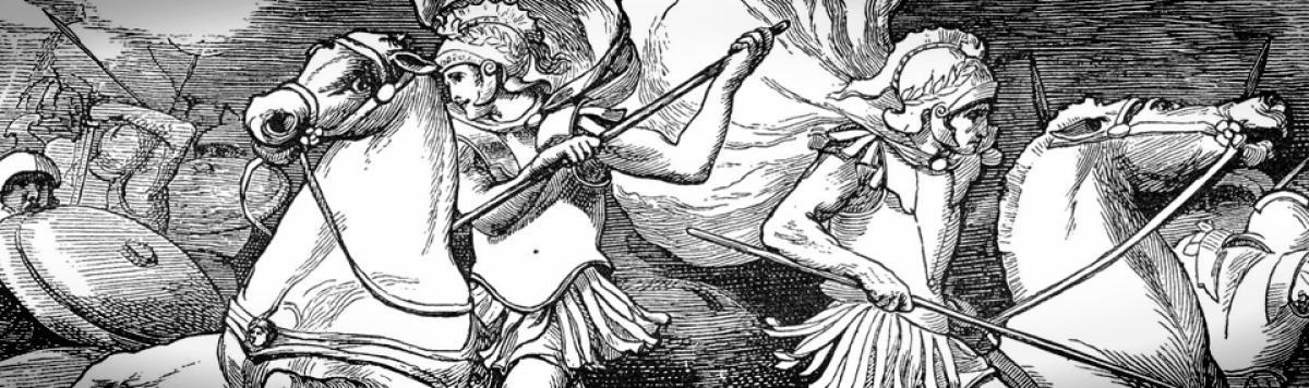 حروب العهد القديم د. أوسم وصفي (صوت أونلاين)