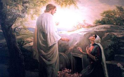 لماذا قال الرب لمريم المجدلية لا تلمسيني؟