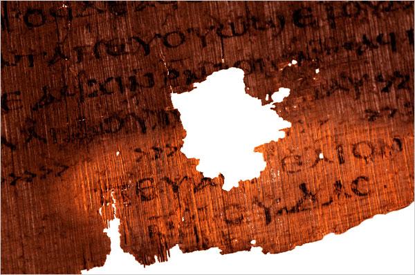 الحديث عن انجيل يهوذا مرة أخرى | داريل بوك