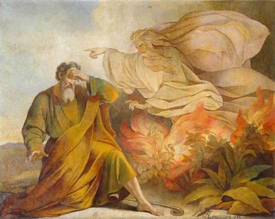 ويكلم الرب موسى وجهاً لوجه سفر الخروج33 كما يكلم الرجل صاحبه كيف يري موسي وجه الله ؟