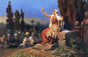 تسبحة دبورة ج1، لماذا قبلت بعض القبائل الدعوة والبعض الأخر لم يقبلها؟   بقلم: لورنس أ. ستاجر