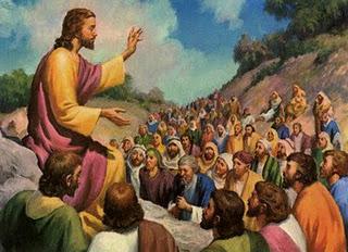 هل المسيحية تدعوا لذبح الاعداء؟ اما اعدائي فاذبحوهم قدامي!