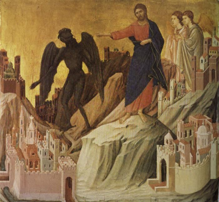 إله العهد القديم، هل هو إله يذل ويجرب عبيده؟ شبهة والرد عليها