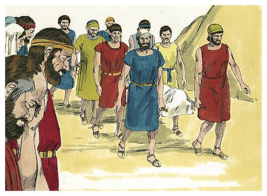 إله العهد القديم، هل هو إله جبار وقاس؟ شبهة والرد عليها