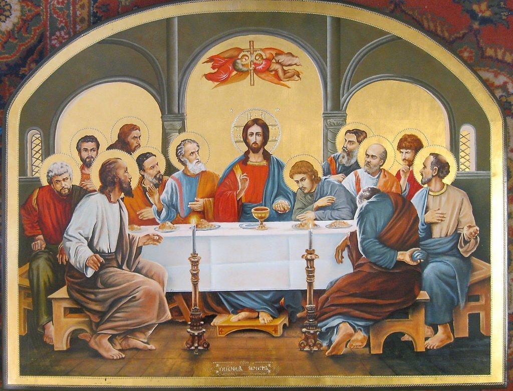 هل أكل المسيح الفصح اليهودي مع تلاميذه ؟