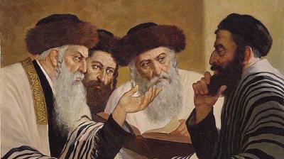 انتحال حاخامات يهود من تعاليم يسوع المسيح