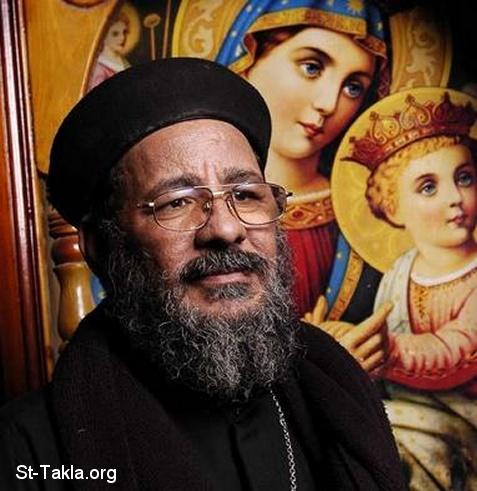 القمص عبد المسيح بسيط ابو الخير: قانونية العهد الجديد