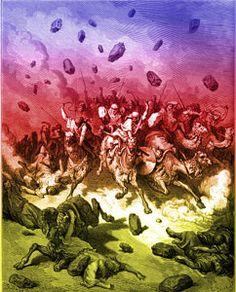 إله العهد القديم، هل هو إله يغوى البشر على فِعل الشر؟ شبهة والرد عليها