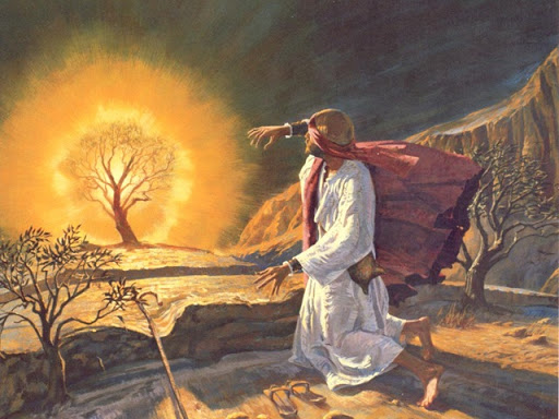 من هو إله العهد القديم ؟ هل هو إله محبة أم دماء؟