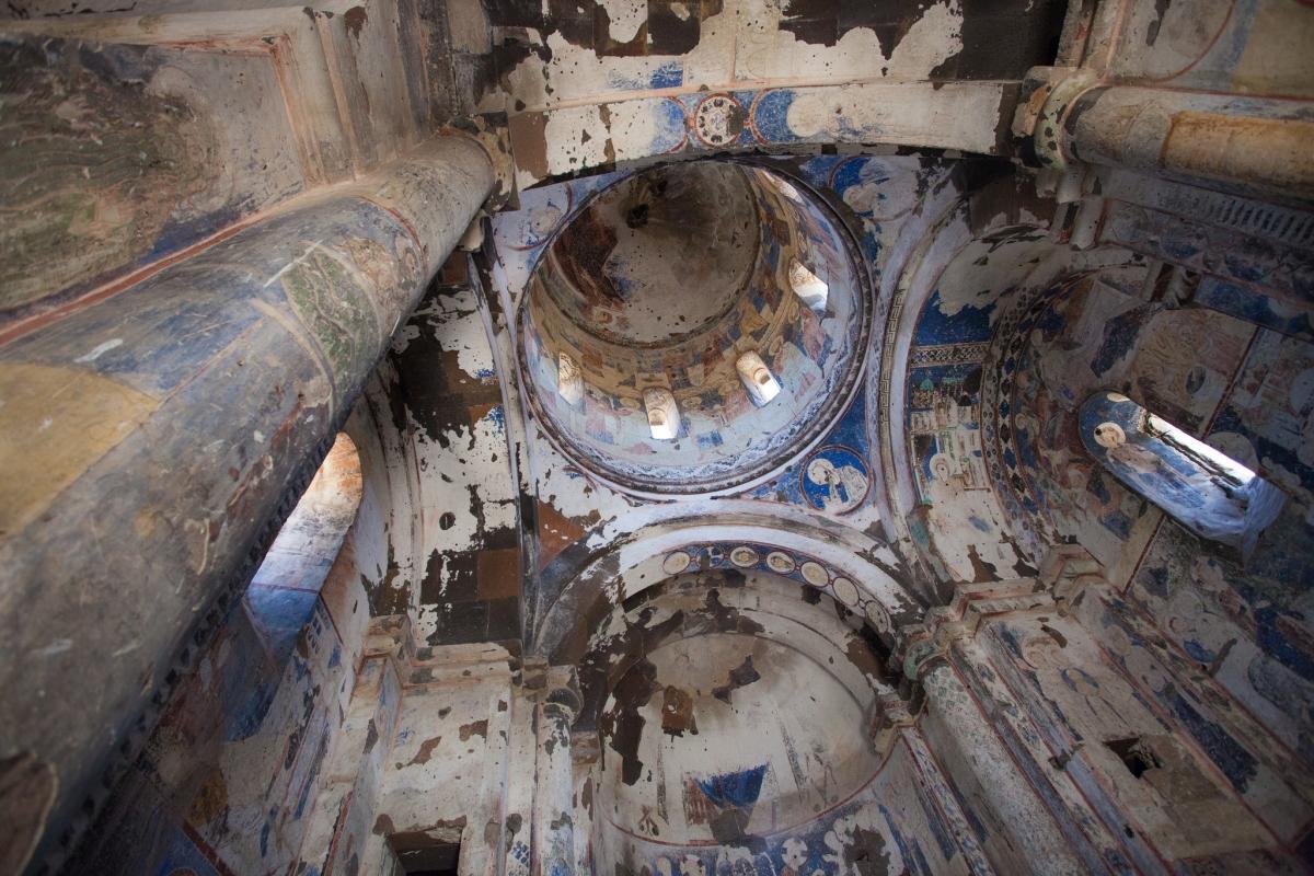 إكتشاف كنيسة أثرية تحت الأرض في تركيا (كبادوكيا) تعود لأكثر من 1500 عاماً