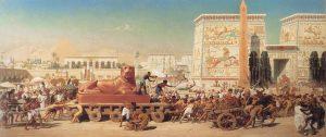مصر والضيقتان العظيمتان