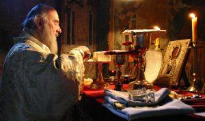 القداس الإلهي  البيزنطي