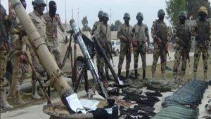 الجيش المصري يوجة ضربة قوية لأنصار بيت المقدس