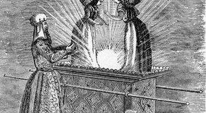 تابوت العهد ومسيح العهد ببيت لحم