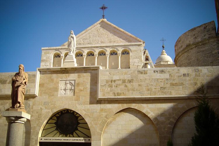 كنيسة المهد