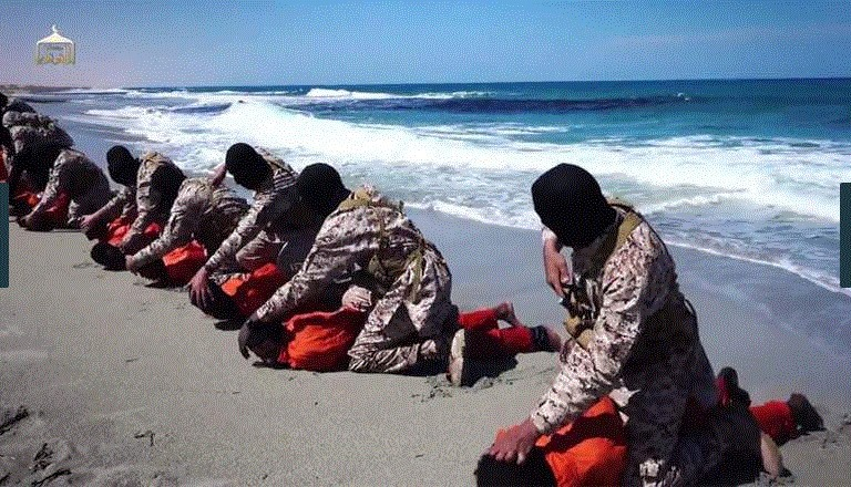 فى تذكار شهداء ليبيا : الشهيد سامح عاش يتيم وطفلته ستعيش يتيمة