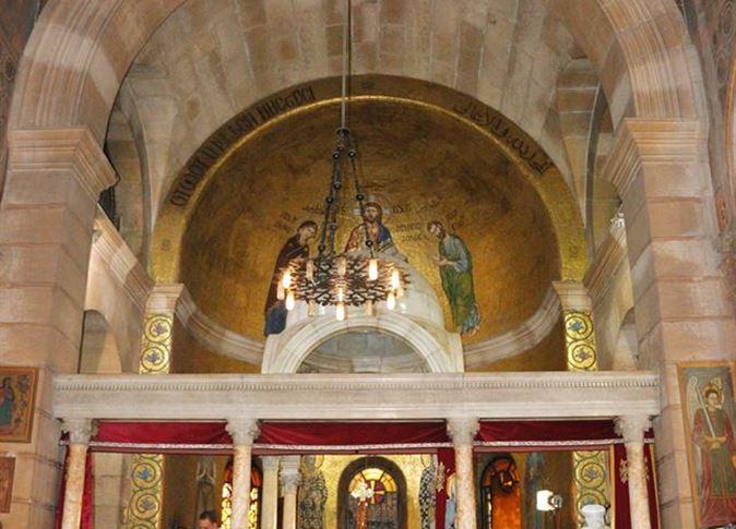 مدفن بطرس غالي.. كنيسة مبنية على الطراز الإيطالي بأموال عائلته فوق ضريح جده