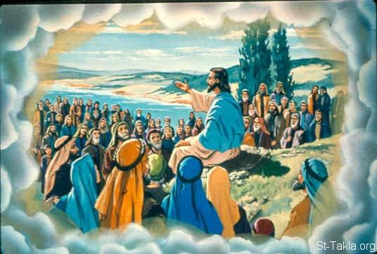 ما معنى النص الوارد في متى 5: 39 بل من لطمك على خدك الأيمن فحول له الآخر أيضا؟