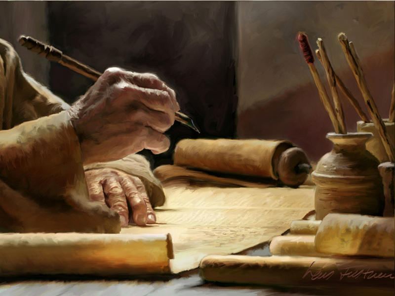 العهد القديم ، نظرة شاملة لكتب العهد القديم
