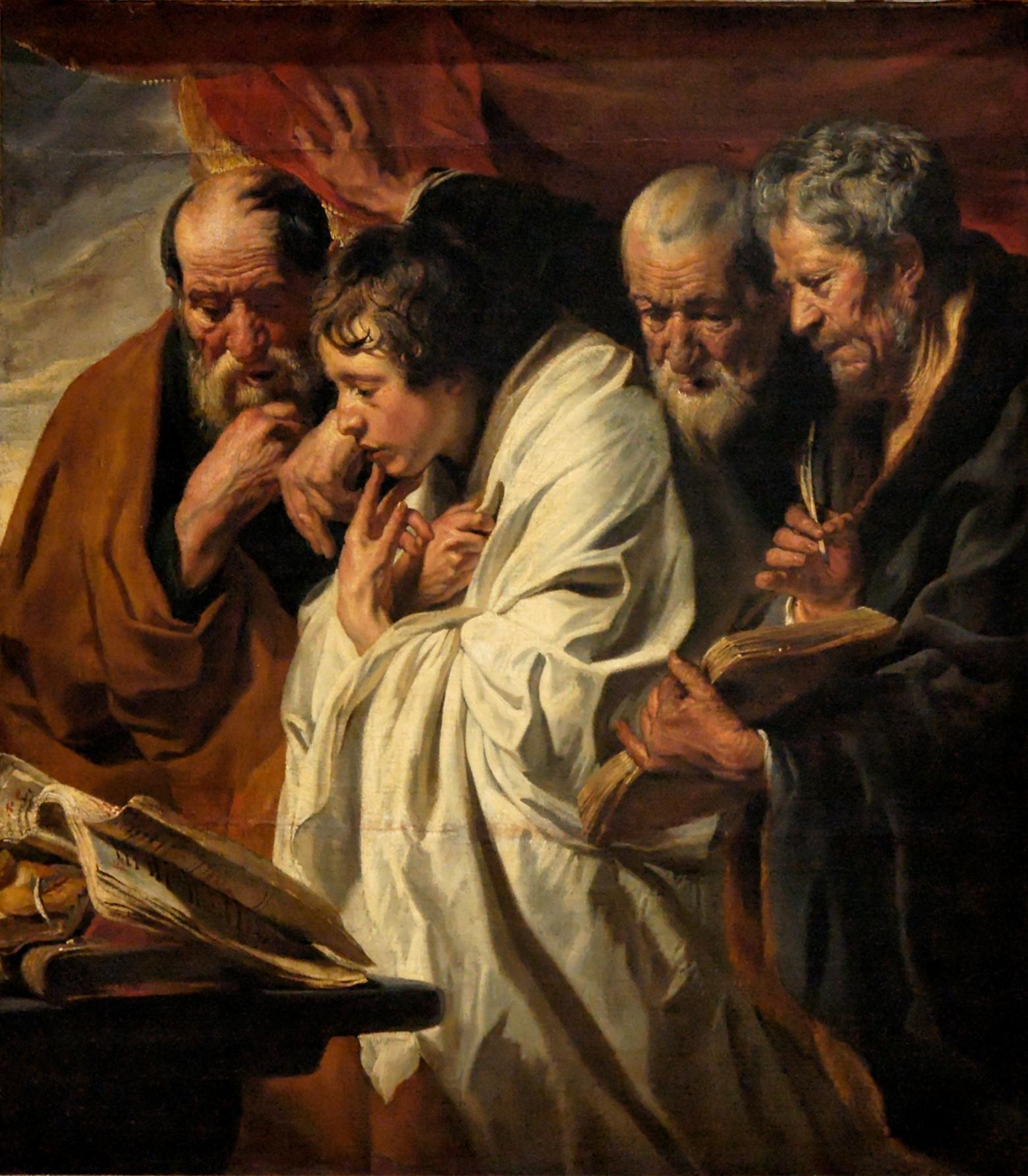 يسوع وشخصيات العهد الجديد في المصادر الخارجية
