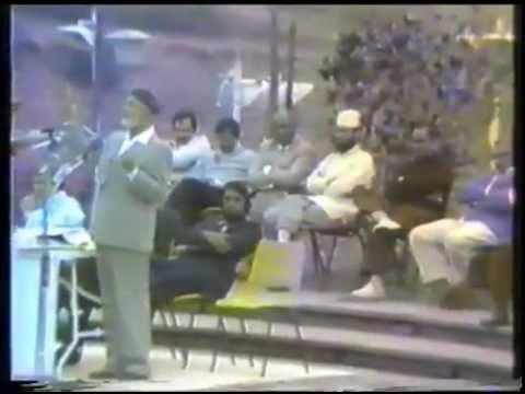 مناظرة: هل صلب المسيح؟ جوش مكدويل وأحمد ديدات