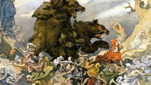 الله الذي يرسل الدببة لقتل الأطفال؟!