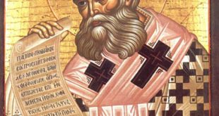 """البابا اثناسيوس الرسولي يرد على شبهة حول """"انت هو الاله الحقيقى وحدك ويسوع المسيح الذى ارسلته"""""""