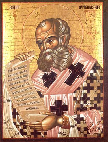 القديس أثناسيوس