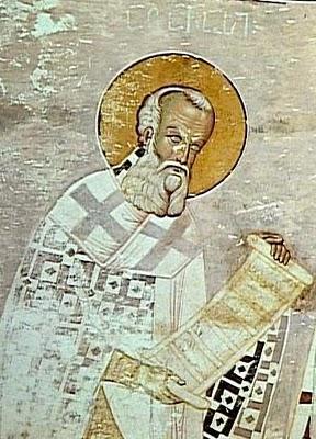 القديس إريغوريوس النزينزي