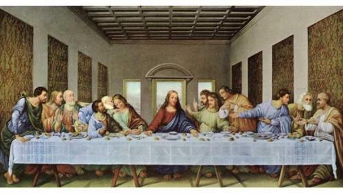 هل تناول يهوذا الاسخريوطي من جسد المسيح ودمه