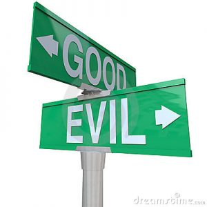 good-vs-evil-two-way-street-sign-17689704