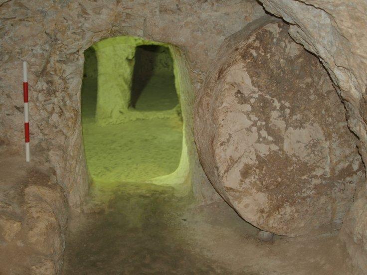 إكتشاف بيت المسيح في الناصرة (صور + فيديو)