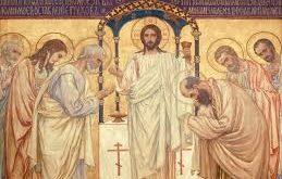 المسيح و سرّ تقديس البشرية