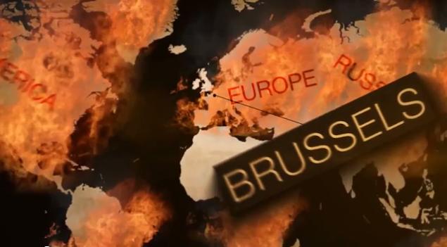 "عاجل: داعش تعرض فيديو مخيف عن تفجيرات بروكسل ضد ""النصارى"" (ديلي ميل)"