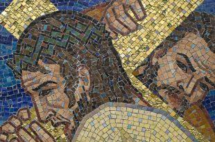 من الذي حمل الصليب - يسوع ام سمعان القيرواني؟من الذي حمل الصليب - يسوع ام سمعان القيرواني؟