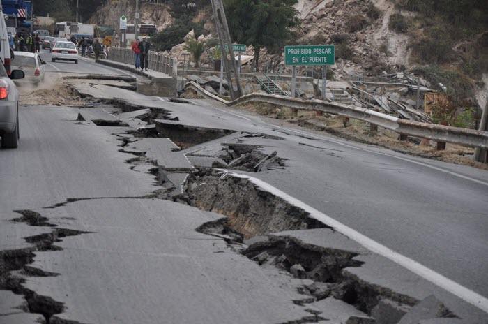لماذا يسمح الله بـ الزلازل