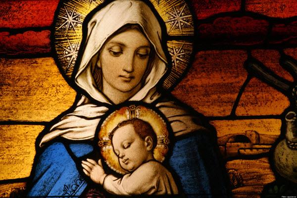 العذراء مريم والباترولوجي