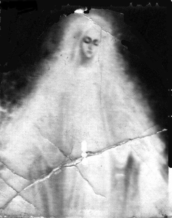 صور حقيقية لظهورات السيدة العذراء مريم في الزيتون
