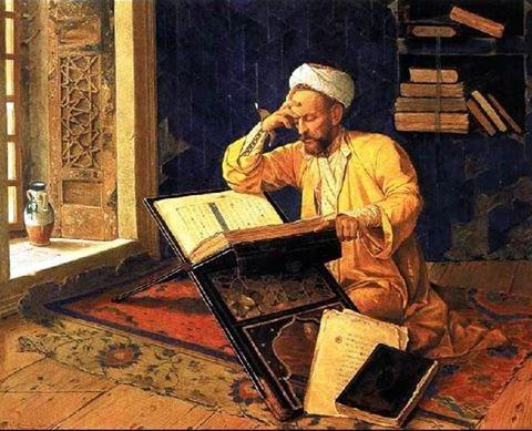 شهادة المؤرخ المسلم المقريزي للنور المقدس في كنيسة القيامة