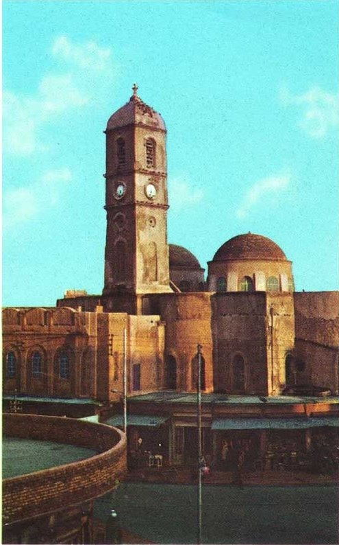كنيسة الساعة في الموصل 2