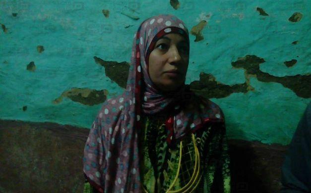بالصور| المتهمة بعلاقتها مع قبطي المنيا: مستعدة لأي تحاليل تثبت شرفي