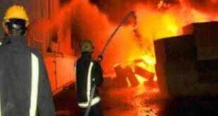 القبض علي مرتكبي حريق كنيسة قرية الاسماعيلة بالمنيا